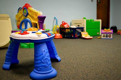 childrens ministry nursery